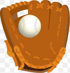 Baseball - Baseball Glove グラブ Sport Clip Art PNG