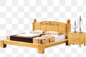 Bed - Bed Frame Icon PNG