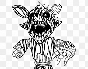 Five Nights At Freddy's Para Colorear - Five Nights At Freddy's 3 Five Nights At Freddy's: Sister Location Coloring Book Drawing PNG