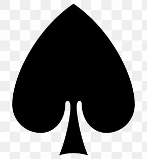 Suit - Suit Playing Card Symbol Spades PNG