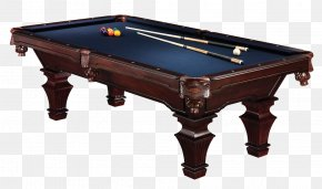 Material Material Nine Ball Pool Table - Billiard Table Billiards Pool Snooker PNG
