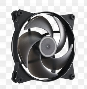 Fan - Computer Cases & Housings Computer System Cooling Parts Cooler Master Fan RGB Color Model PNG