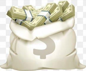 Bag Bill - Money Bag Coin Illustration PNG