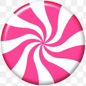 Lollipop - Candy Cane Lollipop Gumdrop Clip Art PNG