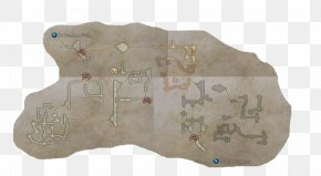 Map - Final Fantasy XII PlayStation 2 Map Video Game Walkthrough PNG