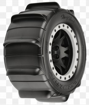 Sand Monster - Paddle Tire Pro-Line Tire Bead Off-road Tire PNG