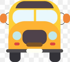 School Bus - School Bus Education Clip Art PNG