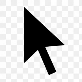 Mouse Cursor - Computer Mouse Cursor Arrow Pointer Menu PNG