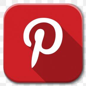 Apps Pinterest B - Symbol Sign Logo PNG