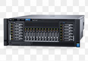 R930128 GB RAM1.9 GHz300 GB HDD Computer Servers 19-inch RackEdge Computing - Dell PowerEdge PNG