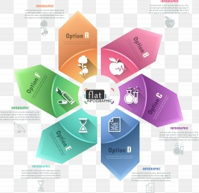 Vector Presentation Graphics - Infographic Chart Icon PNG