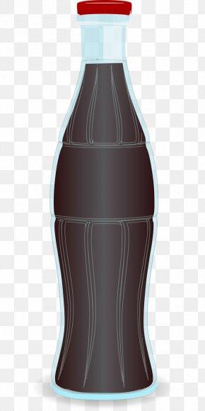 Glass Soda Bottles - Soft Drink Glass Bottle Carbonated Drink Plastic Bottle PNG