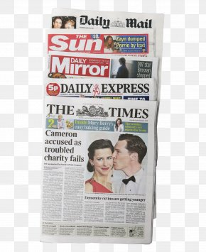 Newspaper - United Kingdom Newspaper The Times The Daily Telegraph PNG