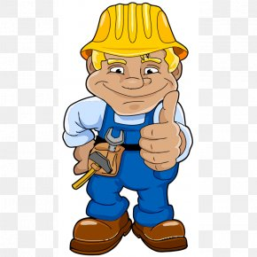 Construction Worker Cliparts - Construction Worker Laborer Architectural Engineering Clip Art PNG