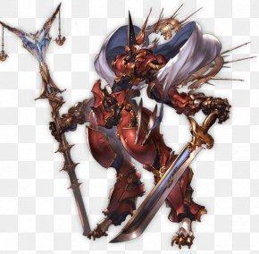 Granblue Fantasy - Granblue Fantasy Character Art PNG