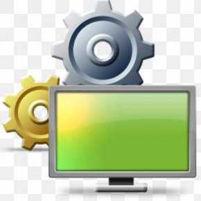 Computer - Output Device User Interface Icon Design SCADA PNG