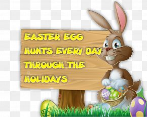 Easter - The Easter Bunny Easter Egg Rabbit PNG
