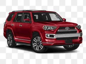 Toyota - 2018 Toyota 4Runner Limited SUV Sport Utility Vehicle 2016 Toyota 4Runner Four-wheel Drive PNG