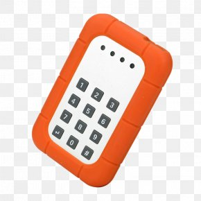 Orange Mobile Hard Disk Encryption - Hard Disk Drive Serial ATA Disk Enclosure Solid-state Drive USB 3.0 PNG