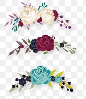 Flower Cluster - Flower Floral Design Royalty-free Clip Art PNG