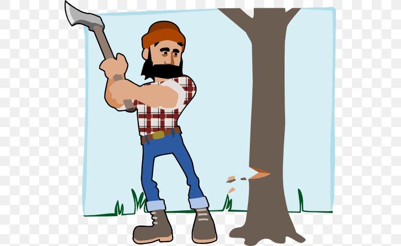 Lumberjack Royalty-free Clip Art, PNG, 555x504px, Lumberjack, Art, Axe, Cartoon, Fictional Character Download Free