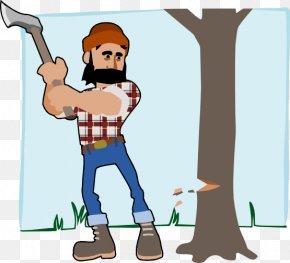 Lumberjack Cliparts - Lumberjack Royalty-free Clip Art PNG