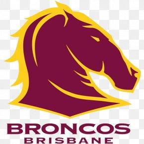 Broncos - Brisbane Broncos National Rugby League Gold Coast Titans North Queensland Cowboys Canberra Raiders PNG