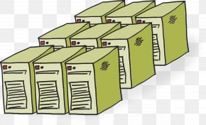 Computer - Data Center Computer Servers Download Clip Art PNG