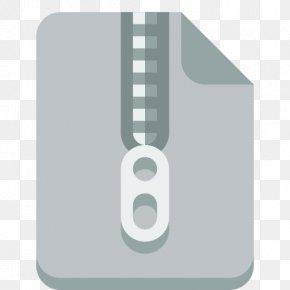 Icon File Zip Symbol - Zip Computer File PNG