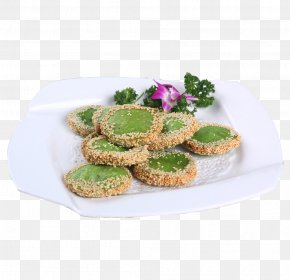 Product In Kind, Green Tea Pie - Green Tea Dim Sum Teacake Pancake PNG