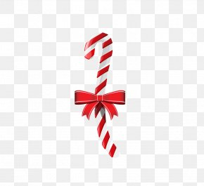 Christmas Candy - Candy Cane Lollipop Christmas Tree PNG