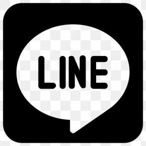 Line - LINE Logo User Interface PNG