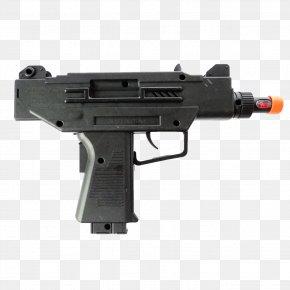 Machine Gun - Firearm Weapon Airsoft Guns Gun Barrel PNG