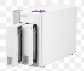Network Storage Systems Data Storage Hard Drives Computer Servers QNAP TS-231P PNG