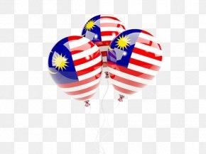 Flag Of Malaysia - Balloon Flag Of Malaysia PNG