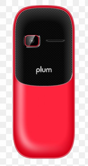 Plum - IPhone Portable Communications Device Telephone Feature Phone Cellular Network PNG