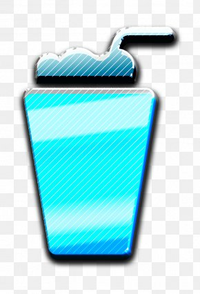 Clipboard Turquoise - Summer Drink PNG