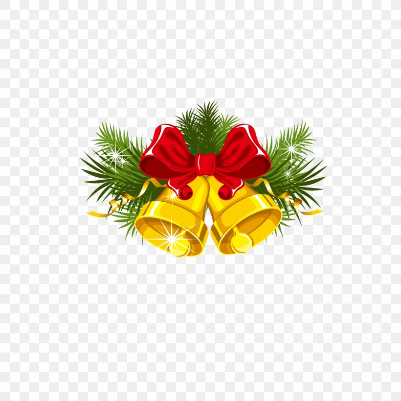 Christmas Decoration Jingle Bell Png 1181x1181px