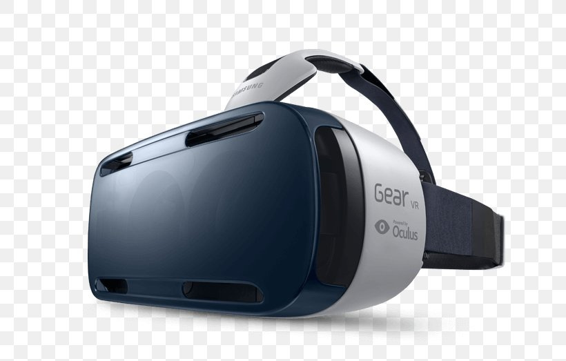 Samsung Gear VR Virtual Reality Headset Oculus Rift Samsung Galaxy Note 5 HTC Vive, PNG, 692x523px, Samsung Gear Vr, Electronic Device, Electronics, Electronics Accessory, Headset Download Free