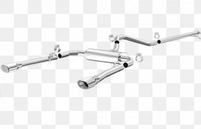 Exhaust System - Exhaust System Dodge Dart Car Aftermarket Exhaust Parts PNG