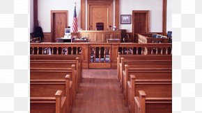 United States - Courtroom Judge United States Lawyer PNG