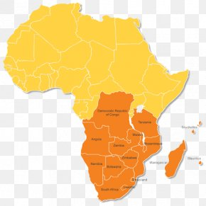 Africa - Democratic Republic Of The Congo Southern African Development Community Map African Economic Community PNG