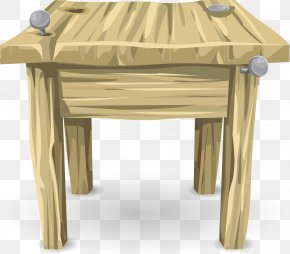 Table - Table Furniture Clip Art PNG