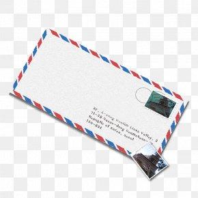 Envelope - Paper Envelope Postage Stamp Letter PNG
