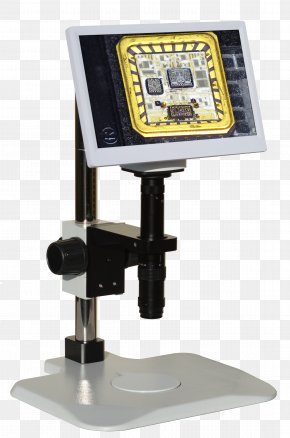 Digital Microscope - Digital Microscope Magnification USB Microscope High-definition Video PNG