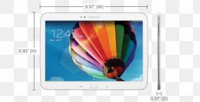 Samsung - Samsung Galaxy Tab 3 10.1 Computer Android Wi-Fi PNG