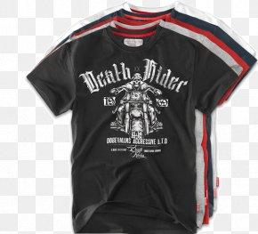 T-shirt - T-shirt Dobermann Hoodie Clothing Sleeve PNG