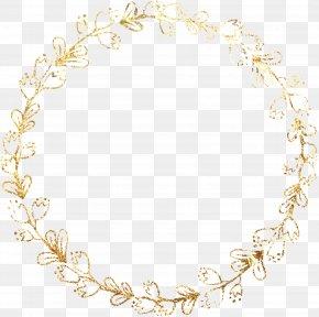 Gold Olive Branch - Gold Chemical Element Olive Branch PNG