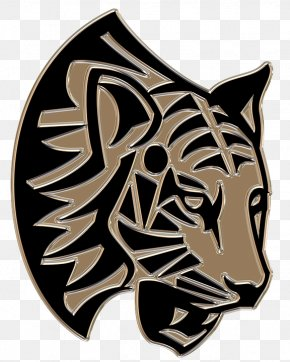 Leopard Head Metal Paste - Bengal Tiger Lion Euclidean Vector Clip Art PNG