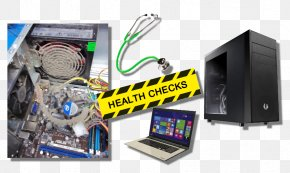 Computer - Computer System Cooling Parts Computer Hardware Computer Repair Technician Laptop PNG
